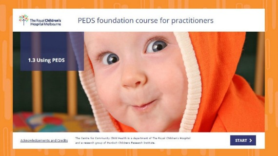 PEDS eLearning