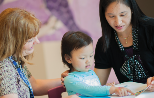 Optimising early childhood and family support services