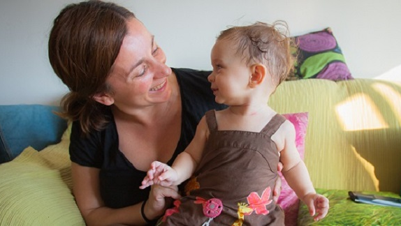helping children to thrive starts right@home