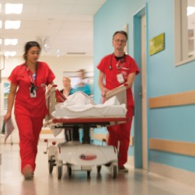 RCH Emergency Department update – Thunderclap asthma