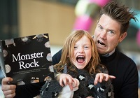 Rock out with 'Monster Rock'