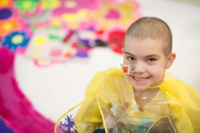 Say hello to… seven-year-old patient Bella!