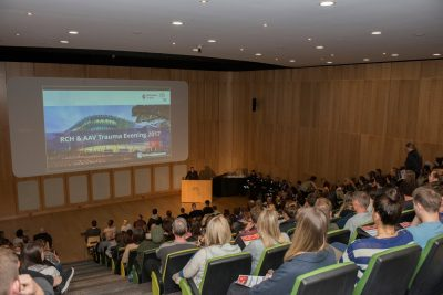 RCH trauma education event the biggest yet!