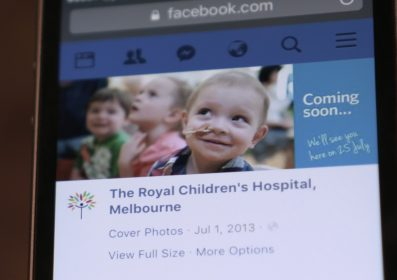 The most 'liked' hospital Facebook page in Australia!