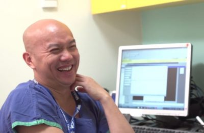 The RCH surgeon changing faces around the world