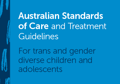 The RCH launches medical guidelines for trans youth care
