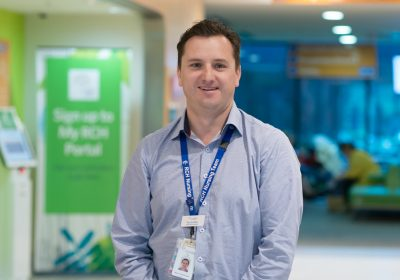 Meet the NUMs: Paul from Specialist Clinics!