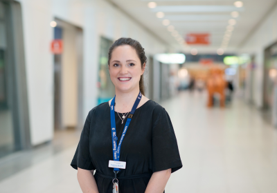 Meet our NUMs: Stephanie from our Complex Care Hub