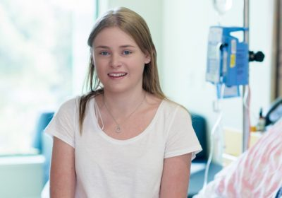 Celebrating our women: Jaymee, cystic fibrosis patient