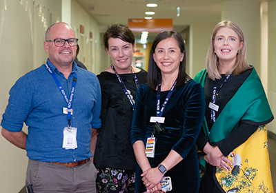 Congratulations to the RCH Transition Support Service!