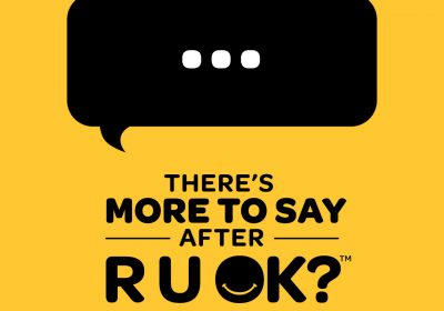 R U OK? Day: Mental health resources and support