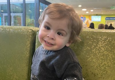 Oliver's RCH journey: the diary of a heart kid