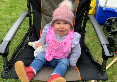 Every cleft smile tells a story: this is Georgie's
