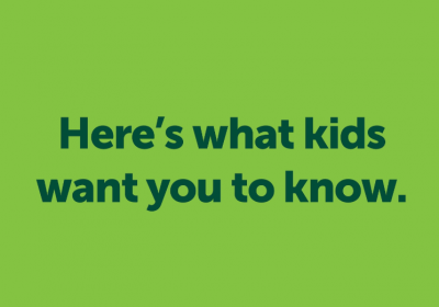 What kids want you to know about the COVID-19 vaccine